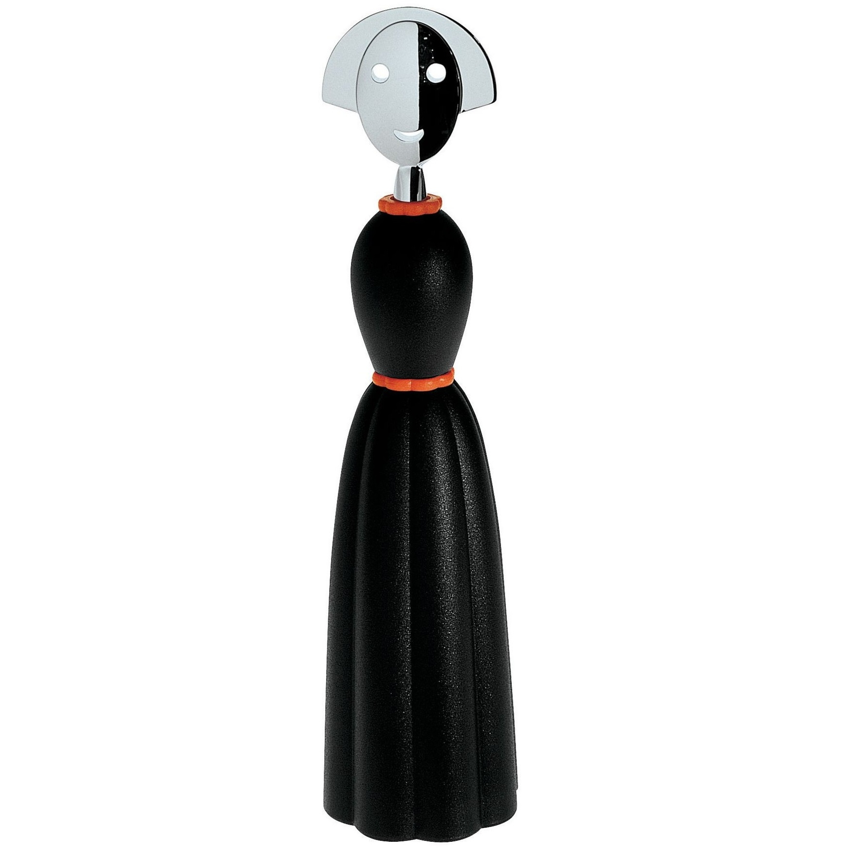 Alessi designové mlýnky na pepř Anna Pepper