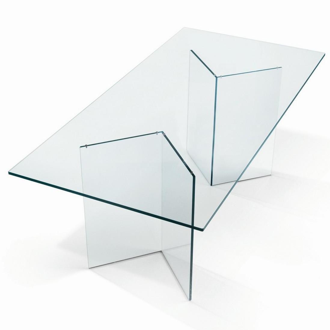 TONELLI pracovní stoly Bacco (300 x 100 cm)