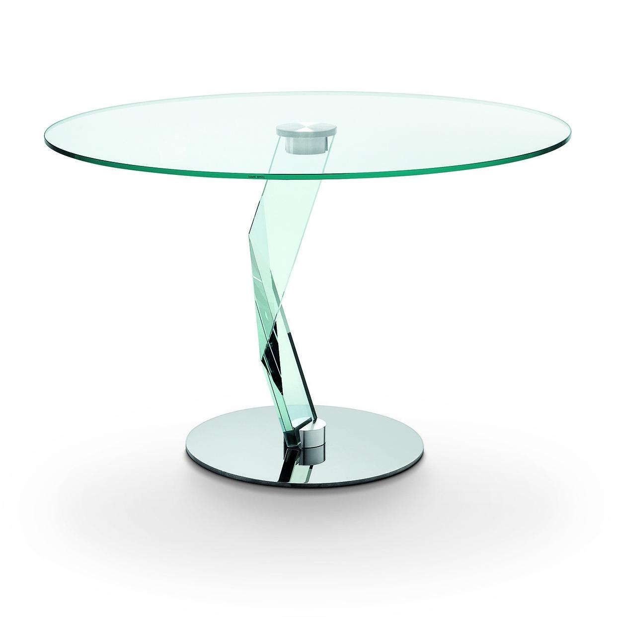 TONELLI jídelní stoly Bakkarat Alto (110 cm)