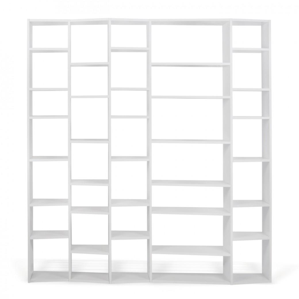 POP-UP-HOME designová knihovna Valsa 005