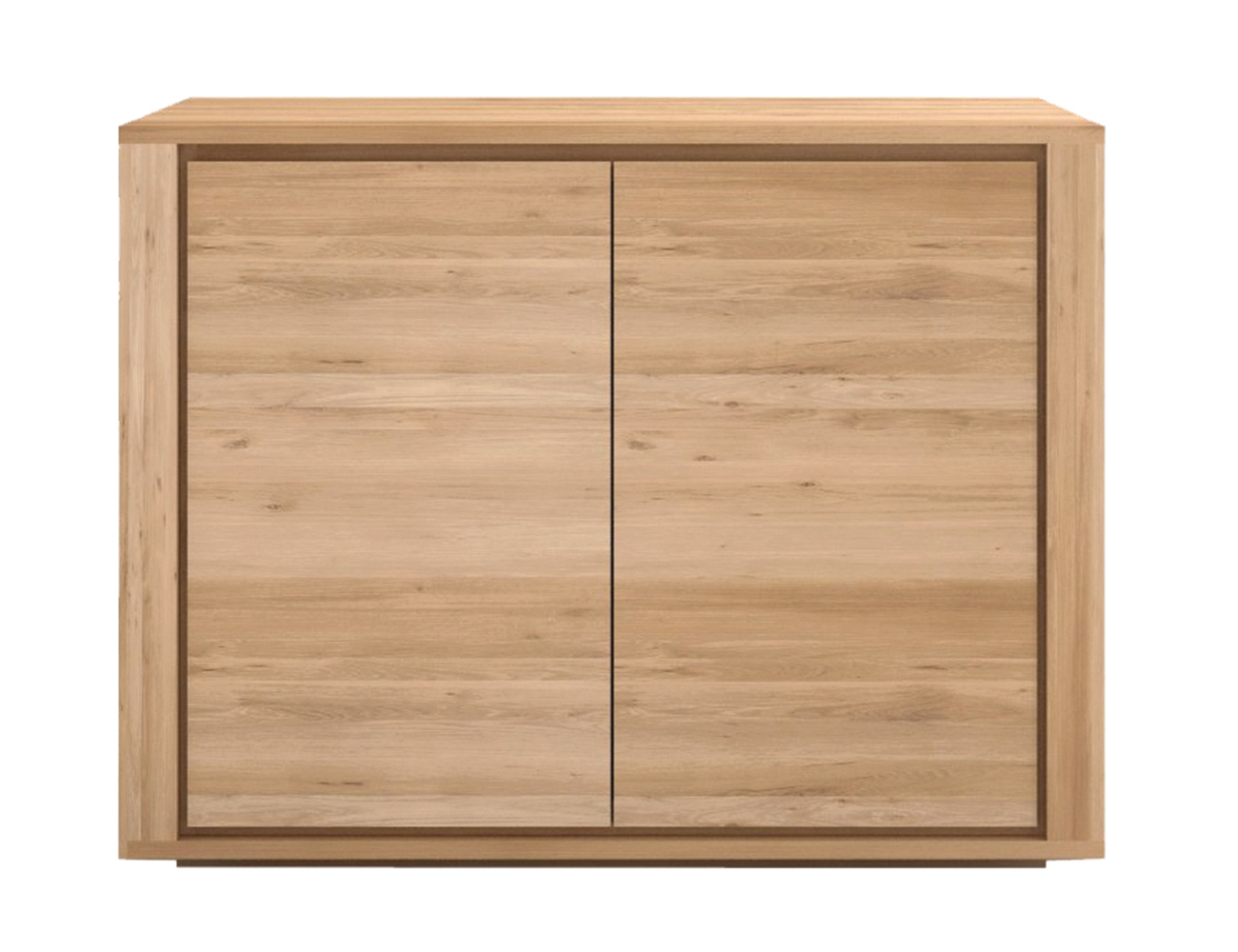 ETHNICRAFT komody Shadow Sideboard - 2 doors