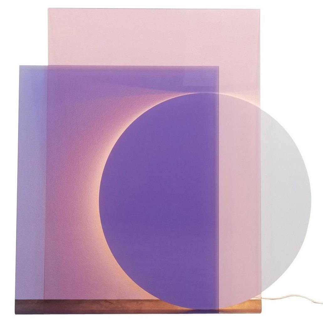 E15 designové stojací lampy Colour