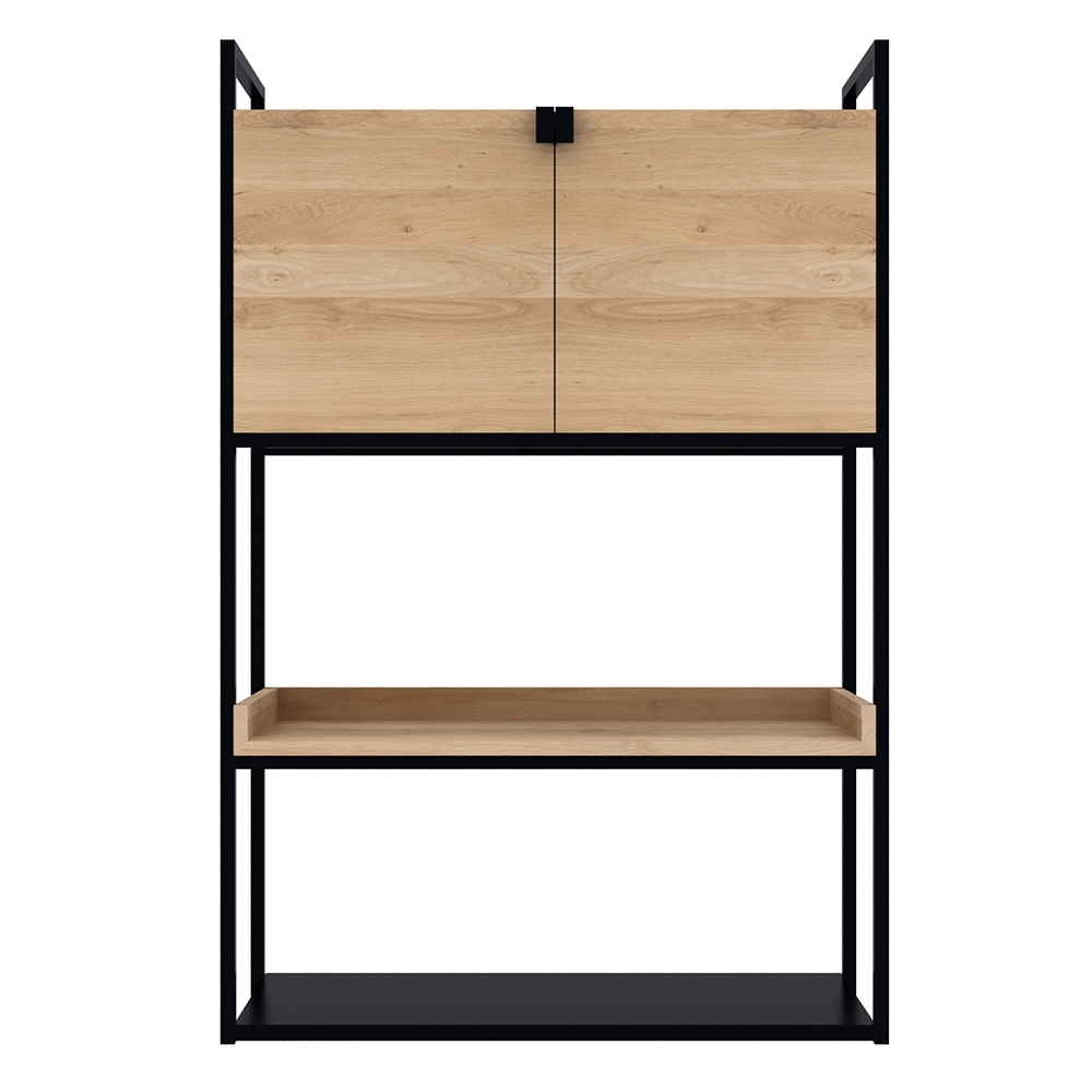 Ethnicraft designové komody Cell Unit Storage - Medium