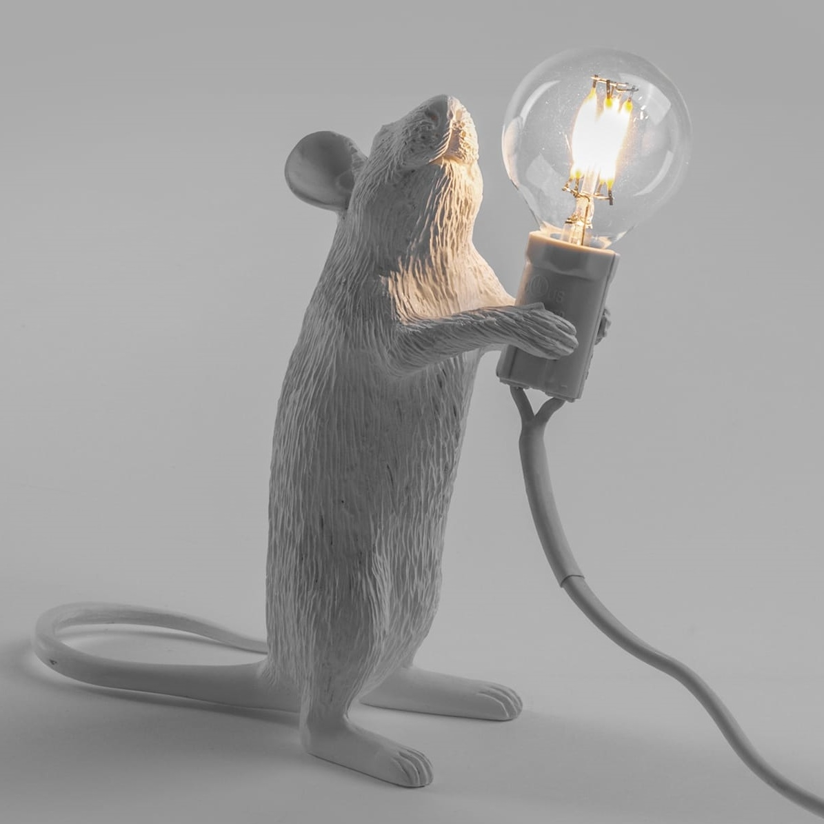 seletti stoln lampy mouse lamp designpropaganda. Black Bedroom Furniture Sets. Home Design Ideas