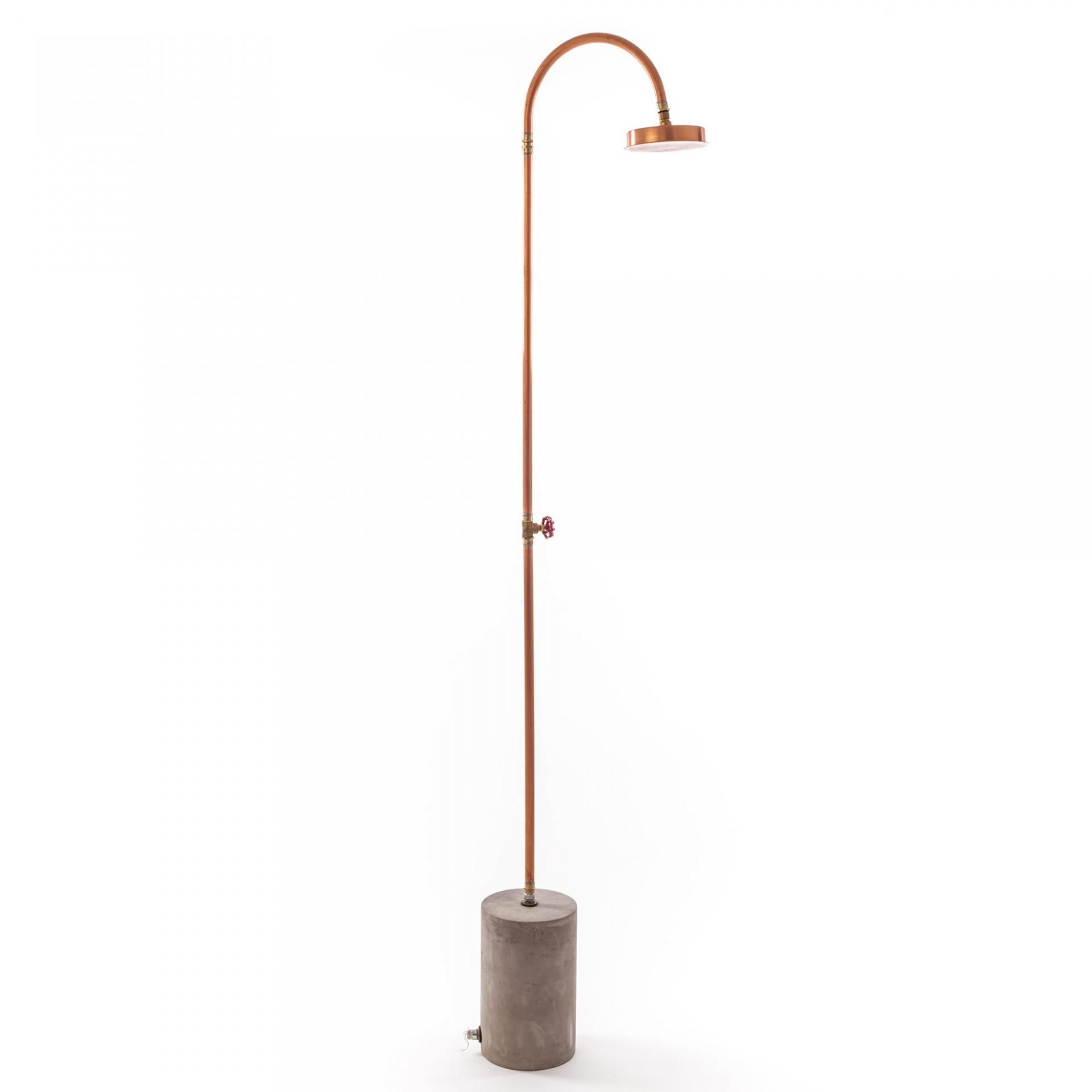 Seletti designové stojací sprchy Aquart