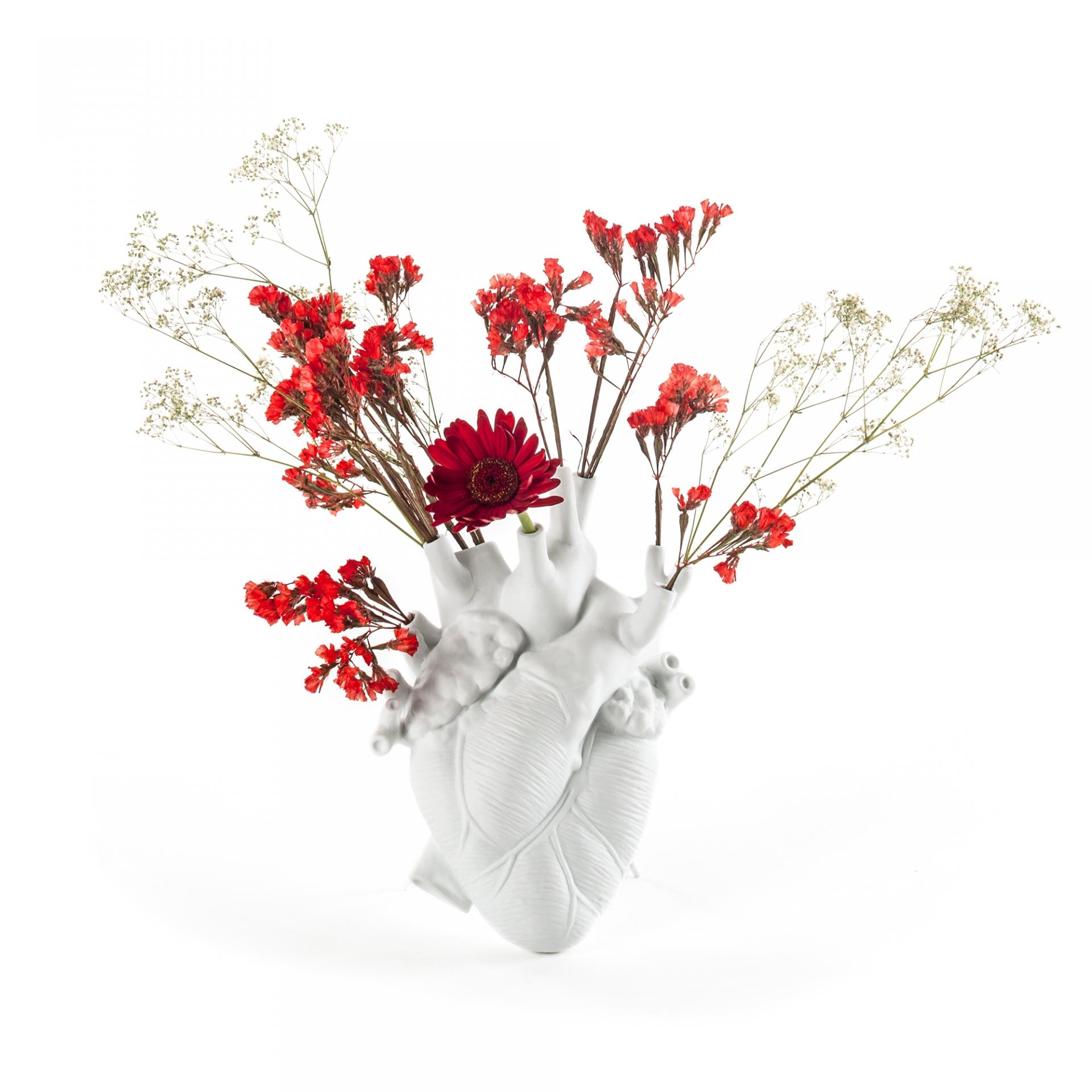 Seletti designové vázy Love in Bloom