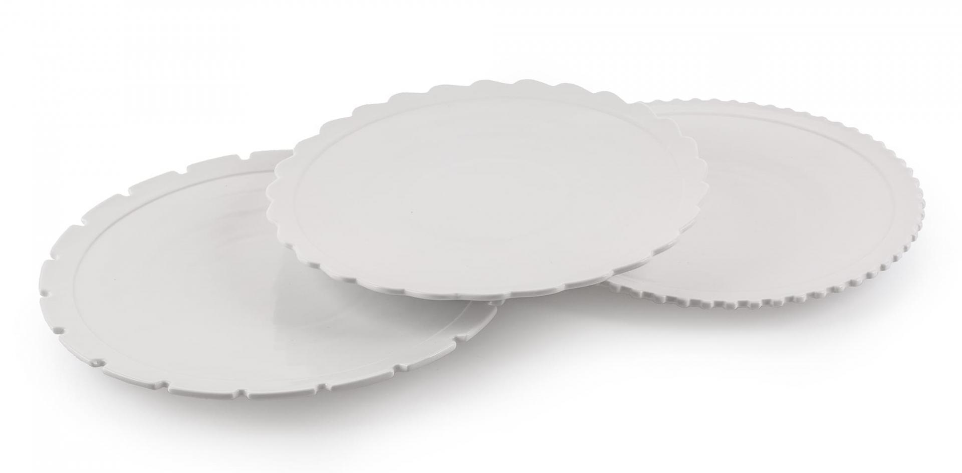 Seletti designový set 3 talířů Machine Collection