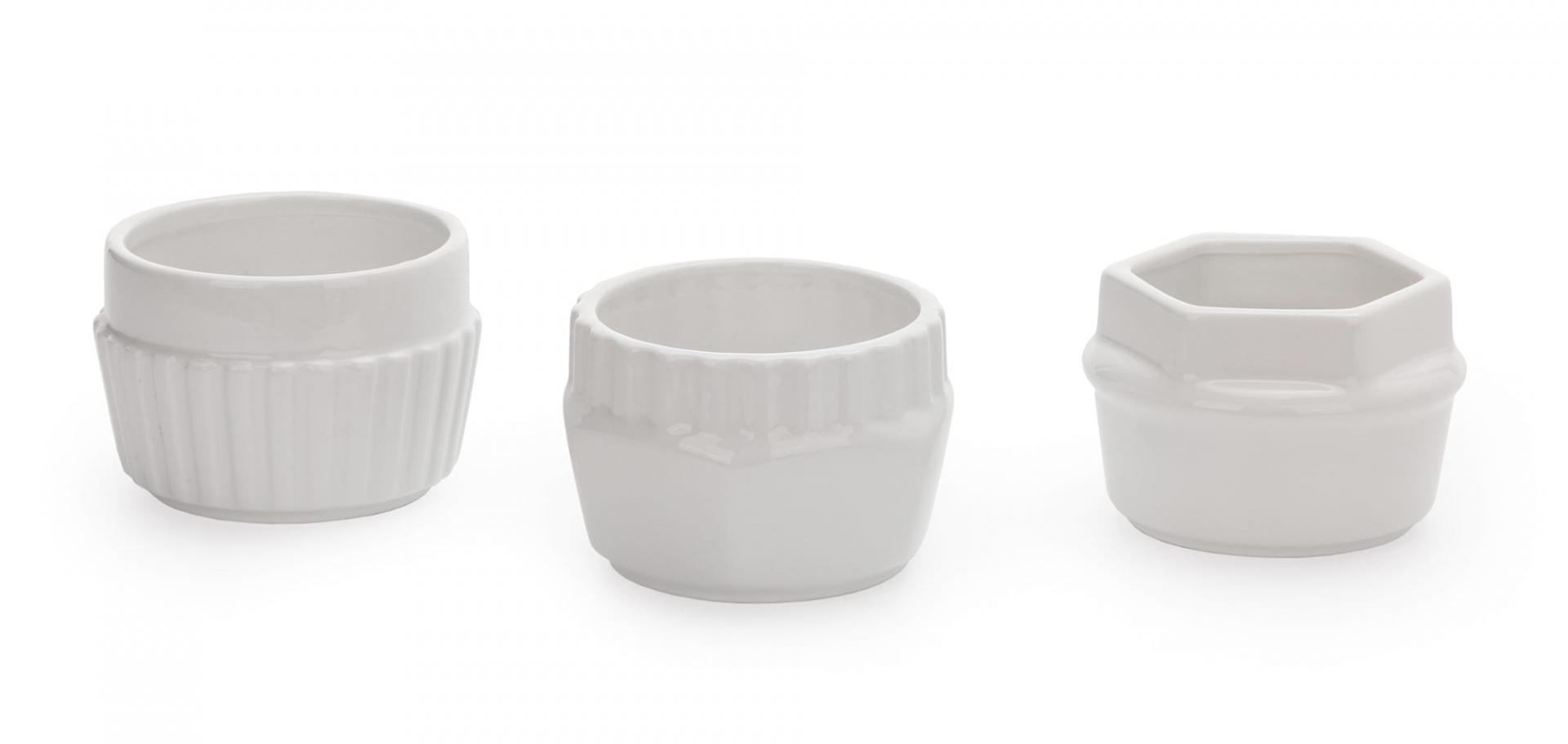 Seletti designový set šálků na kávu Machine Collection