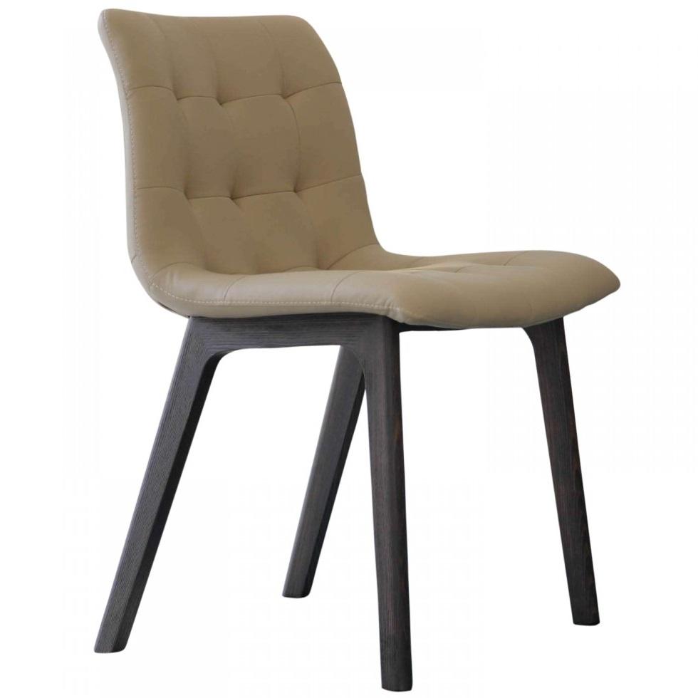 Bontempi designové židle Kuga Wood