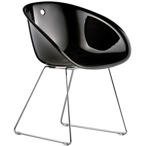 PEDRALI židle Gliss Sledge