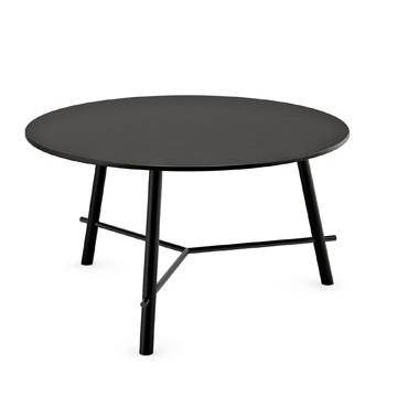 Infiniti designové jídelní stoly Record Living Round (průměr 110 cm)