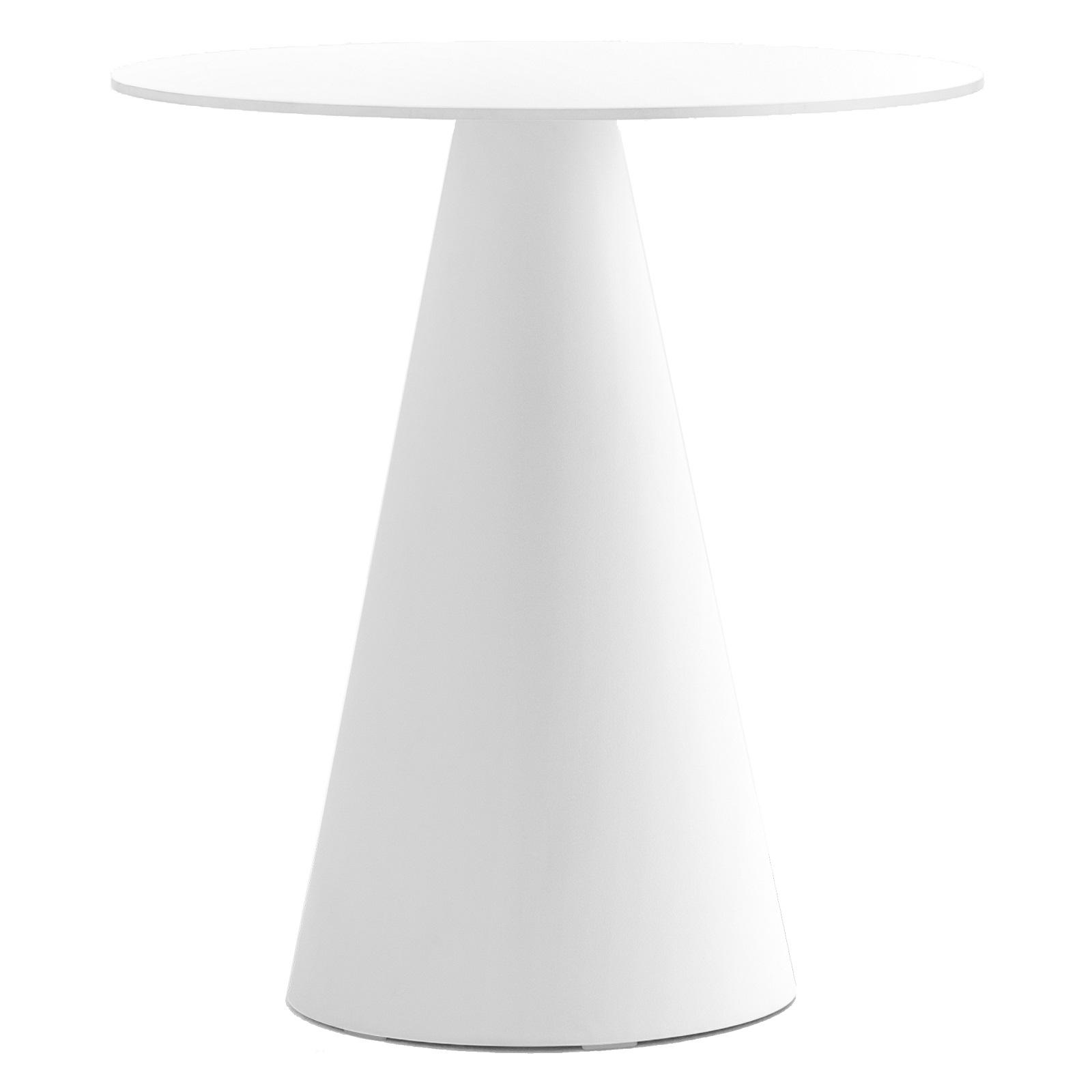 Pedrali designové jídelní stoly Ikon (průměr 89 cm)