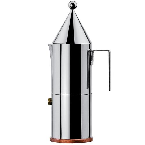 Alessi designové kávovary Espresso La Conica
