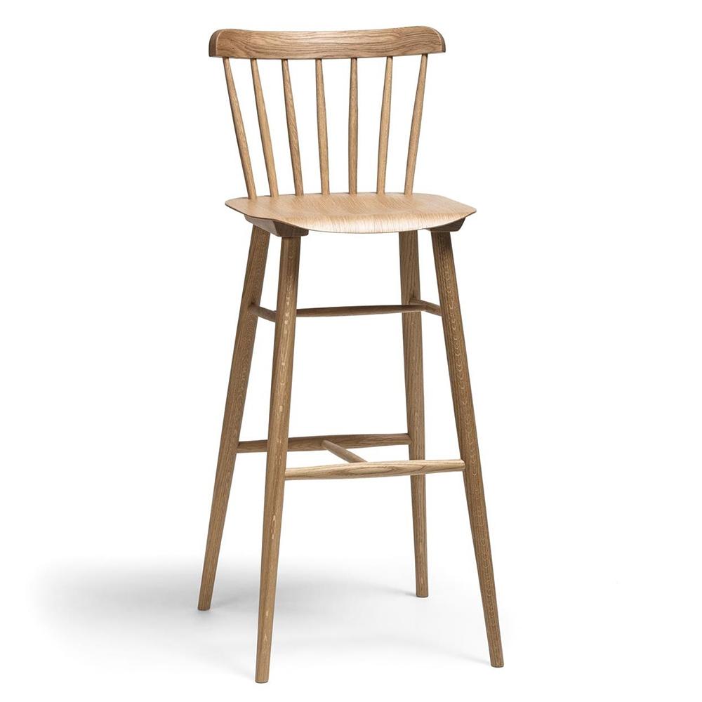 Ton designové barové židle Ironica (výška sedáku 80 cm)