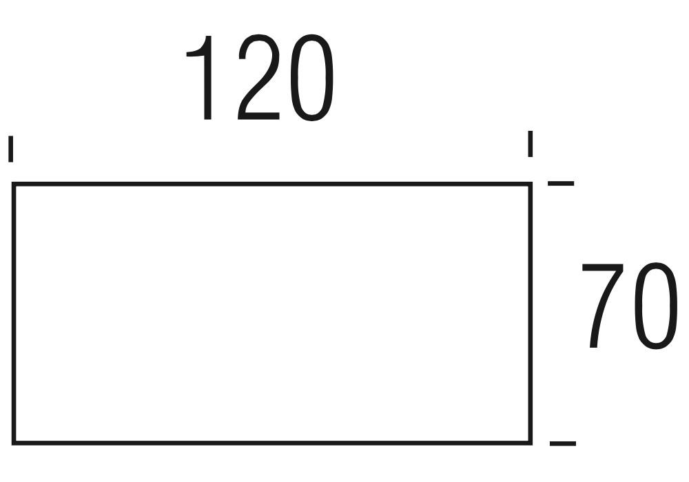 Belta / Frajumar designové konferenční stoly Gib (120 x 70 cm)