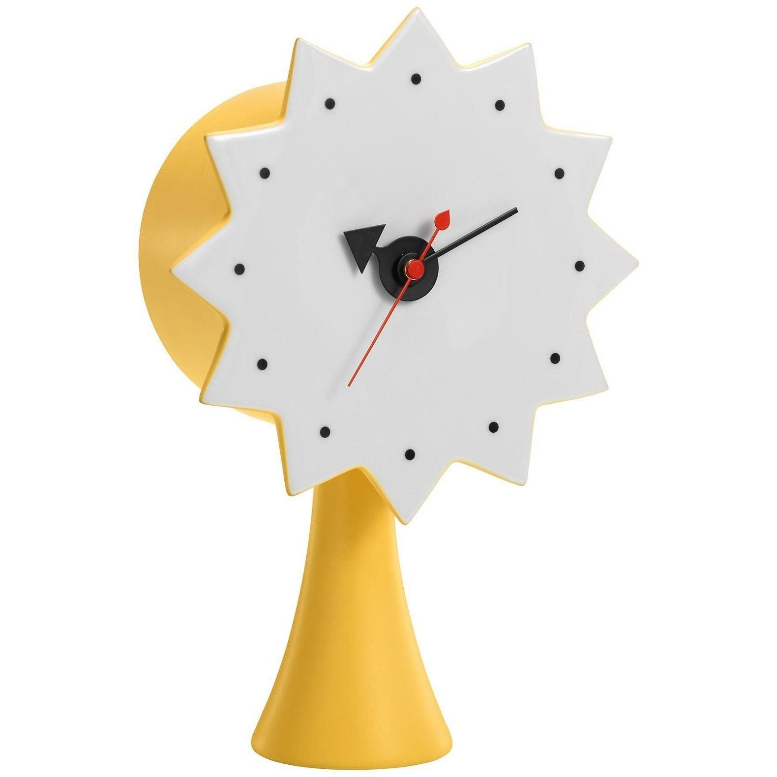 Vitra designové hodiny Ceramic Clock No. 2