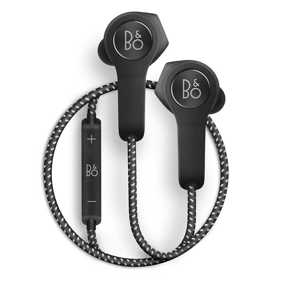 Bang & Olufsen designová bezdrátová sluchátka Beoplay H5