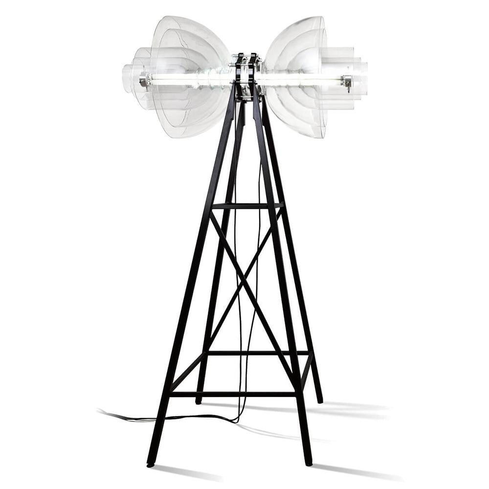 Lasvit designové stojací lampy Transmission