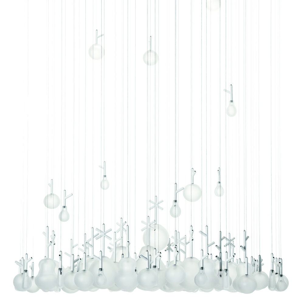 LASVIT závěsná svítidla Growing Vases
