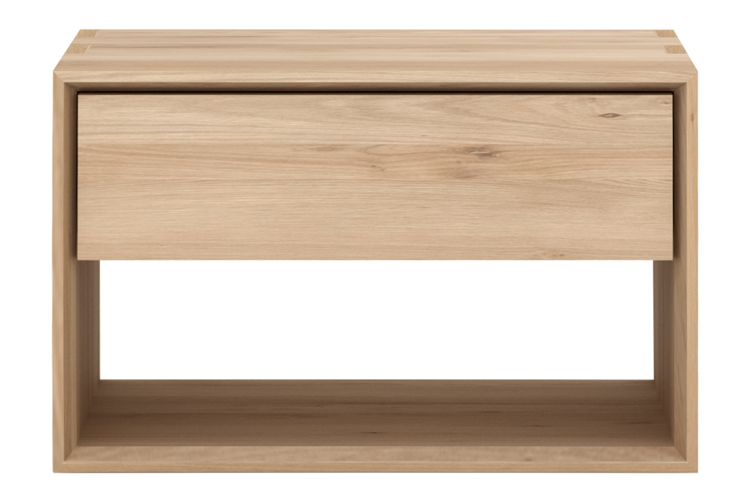Ethnicraft designové noční stolky Nordic Bedside Table