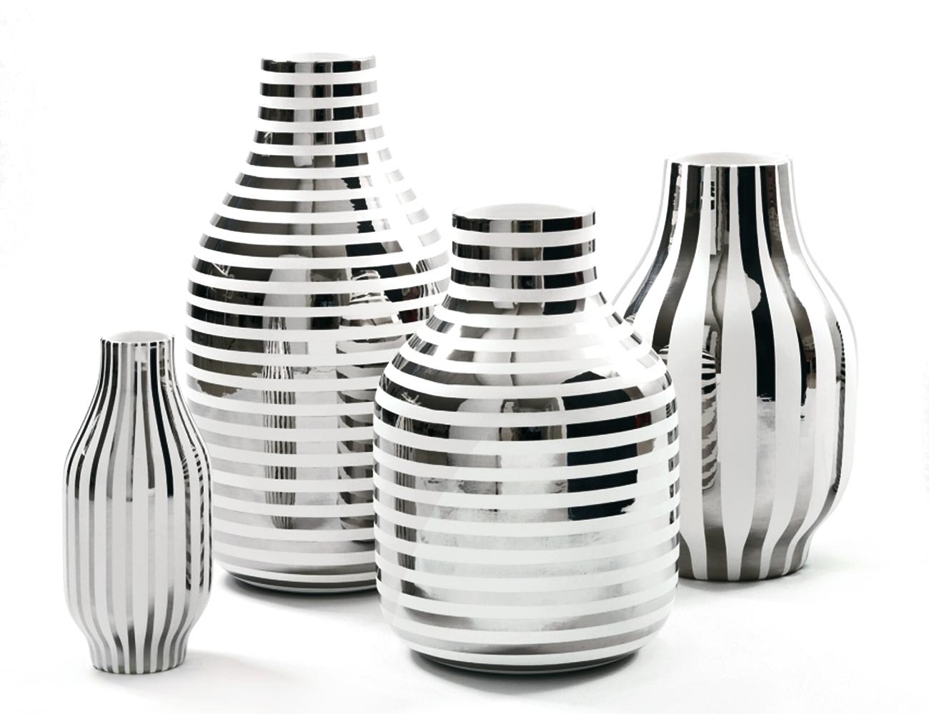 Bosa designové vázy Strypy Collection 1