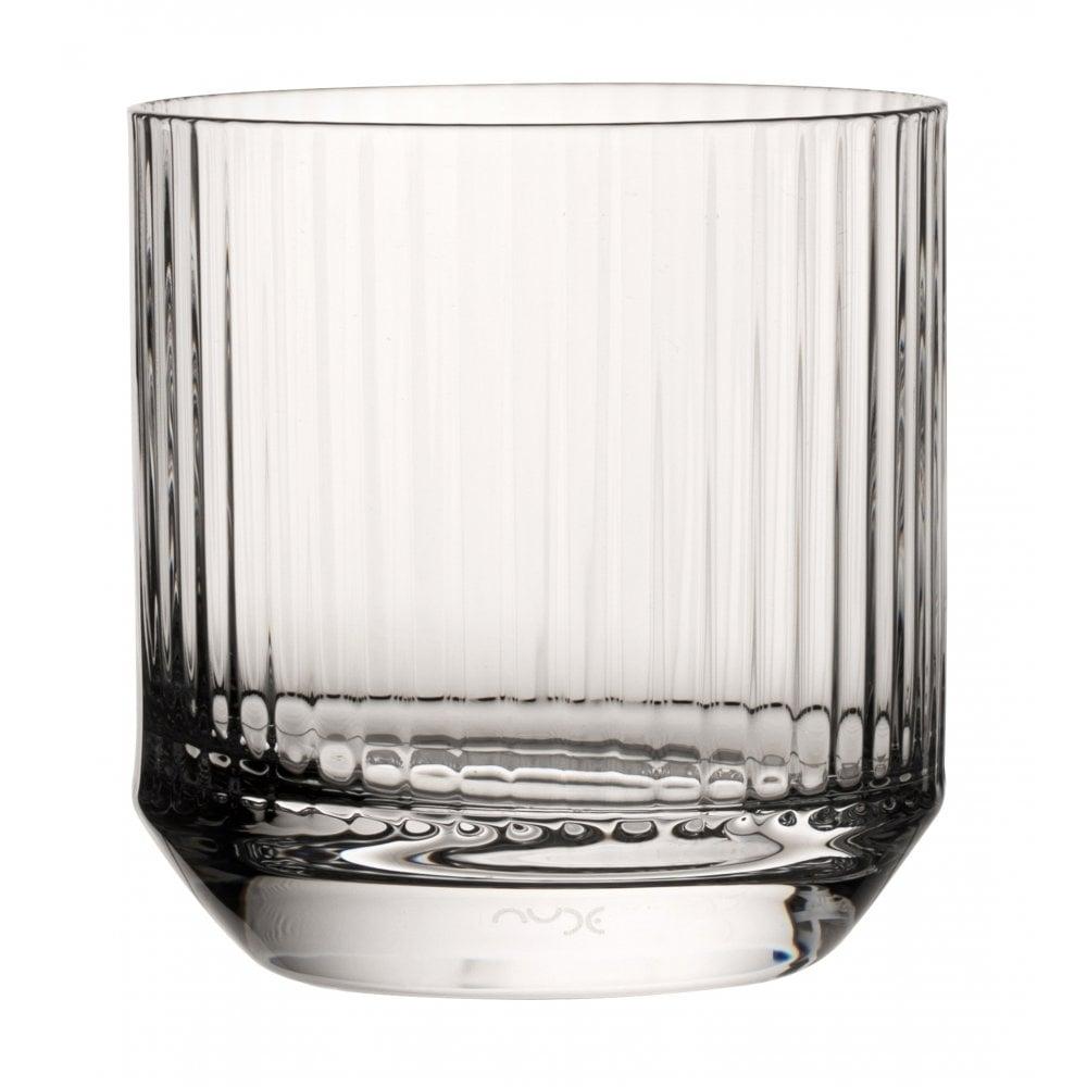 Nude designový set 4 sklenic na whisky DOF Big Top