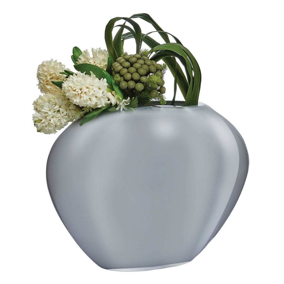 Nude designové vázy Satin Medium