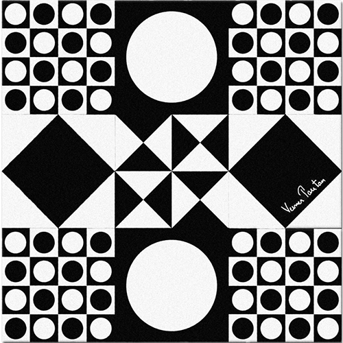 DESIGNERCARPETS koberce Verner Panton Vp 4