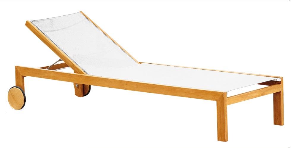 Jan Kurtz designová lehátka Sonoma