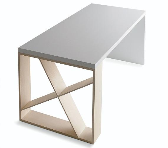 HORM jídelní stoly J-table (250 x 75 x 80 cm)