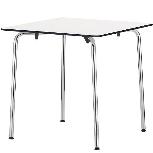 VITRA jídelní stoly Hal Table čtvercové