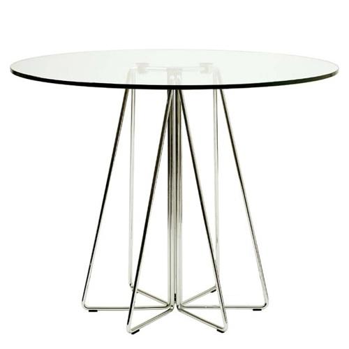KNOLL jídelní stoly Paperclip Table (120 x 71 cm)