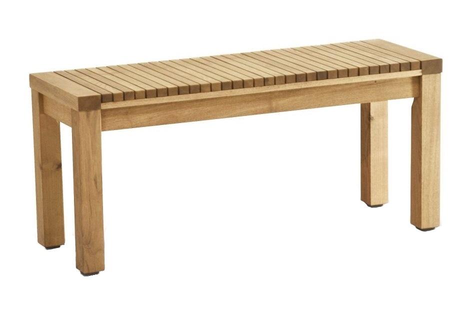 Jan Kurtz designové zahradní lavičky Sumatra (šířka 160 cm)