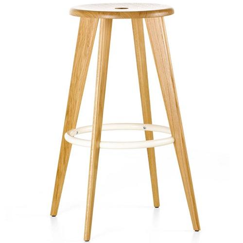 VITRA barové židle Tabouret Haut