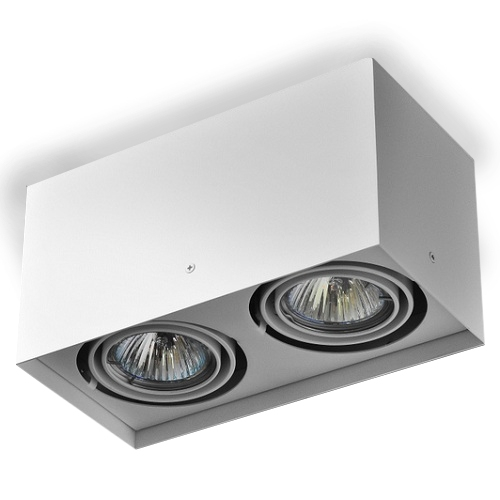 AQUAFORM stropní svítidla Squares 50 ON 230V Duo