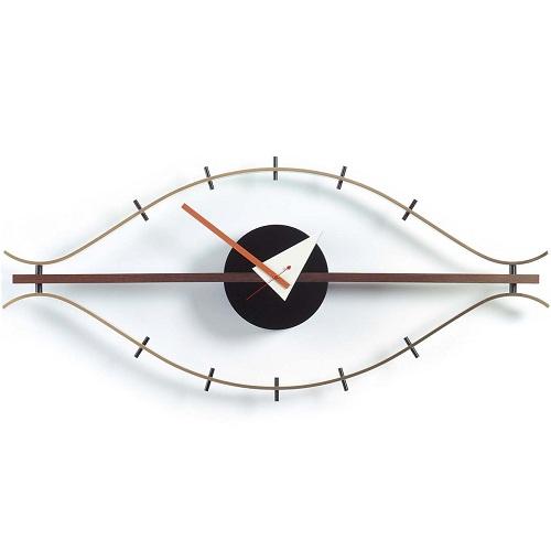 Vitra designové nástěnné hodiny Eye Clock