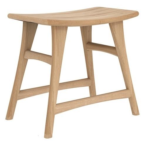 Ethnicraft designové stoličky Osso Stool