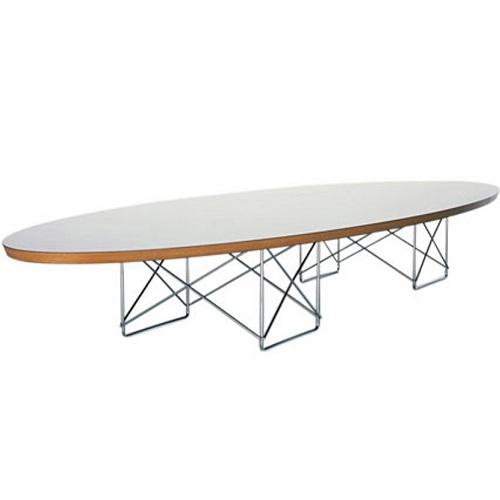 VITRA konferenční stoly Eames ETR Table