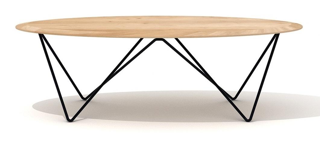 Ethnicraft designové konferenční stoly Coffee Table