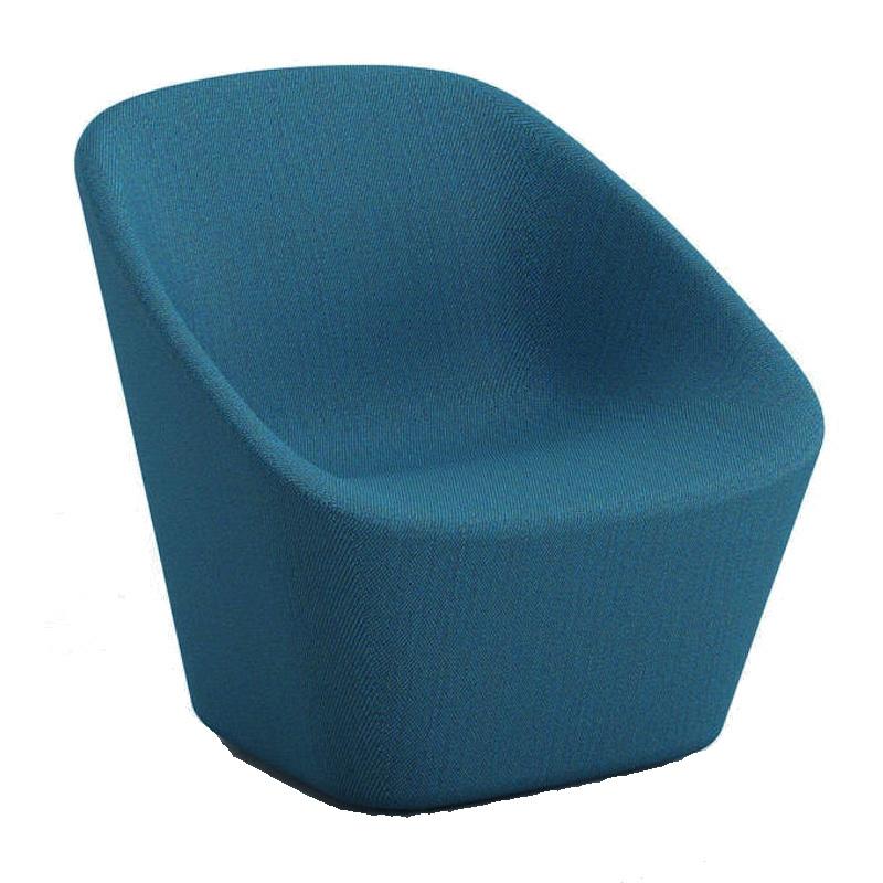 Výprodej Pop up Home designová křesla Logg (modrá)