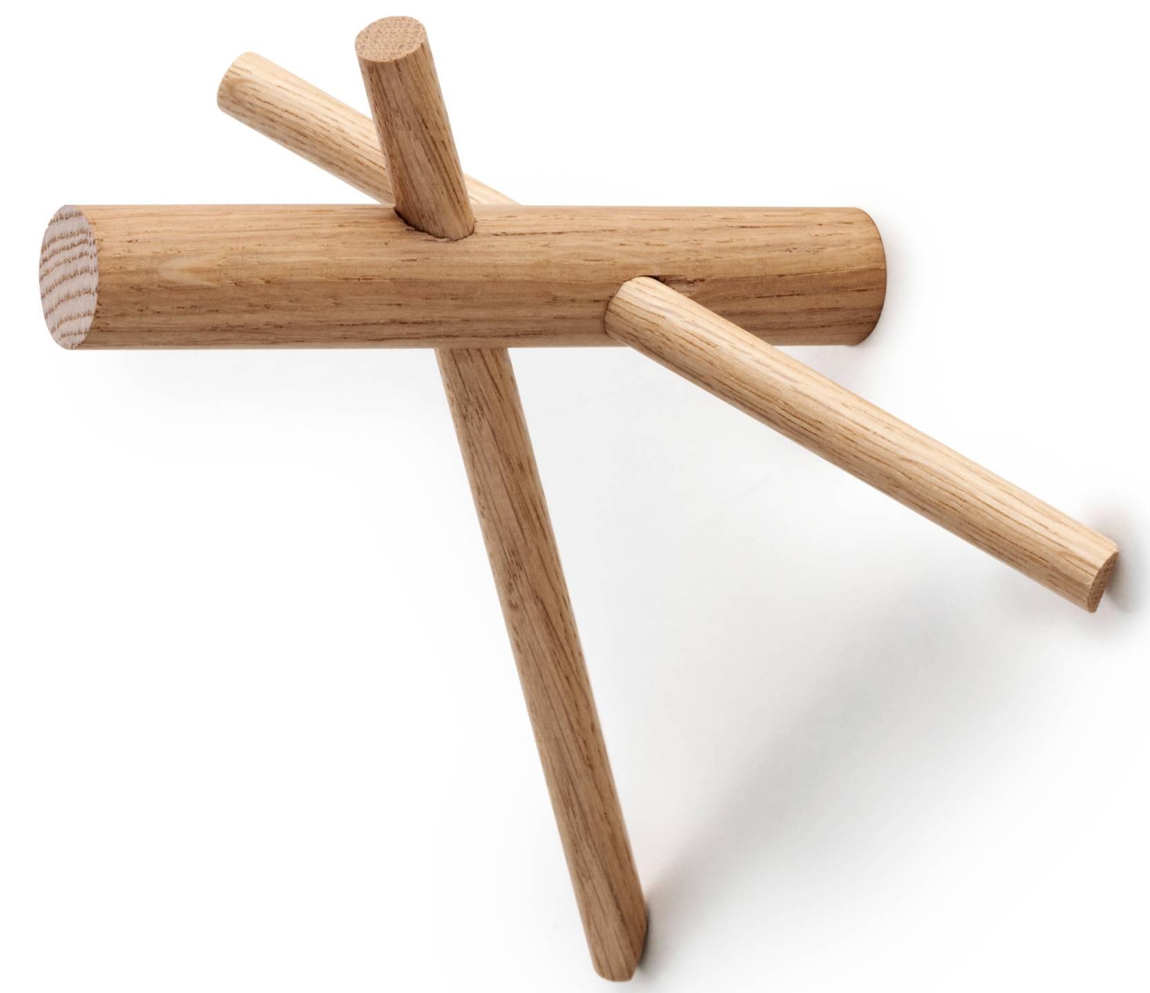 Normann Copenhagen designové věšáky Sticks