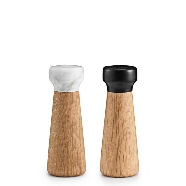 Normann Copenhagen designové mlýnky na koření Craft Salt & Pepper Small