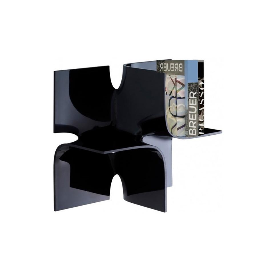 Výprodej Magis designové nástěnné regály Tide (černá)