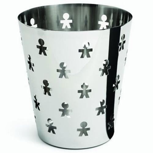 Alessi designové odpadkové koše Girotondo Paper Basket