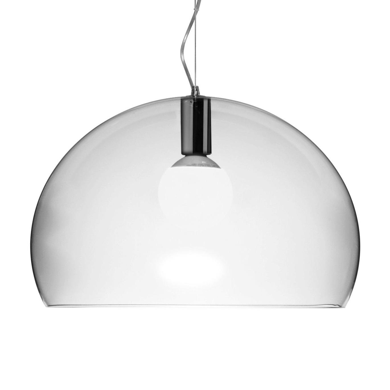 Kartell designová závěsná svítidla Fly medium