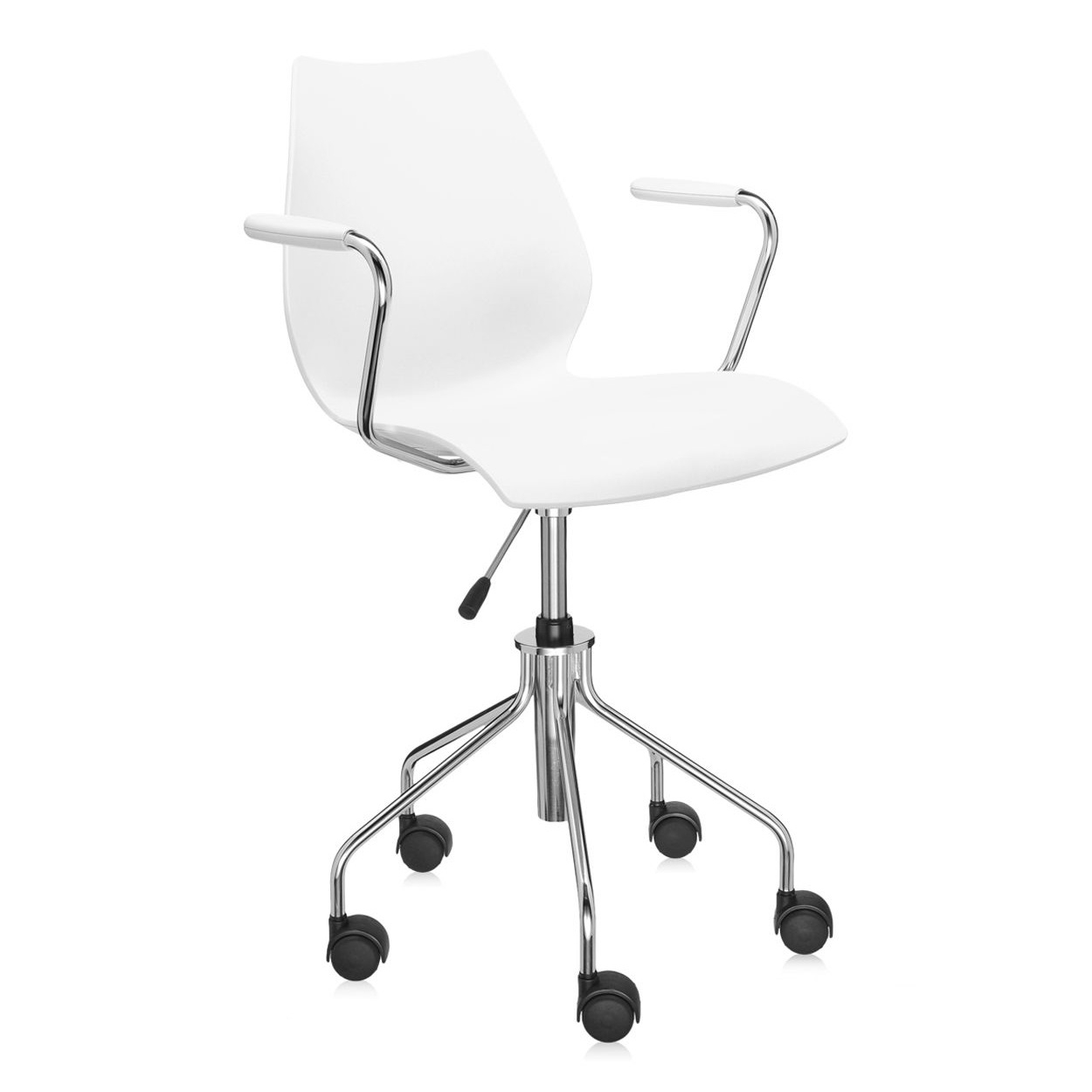 Kartell designové kancelářské židle Maui Armchair
