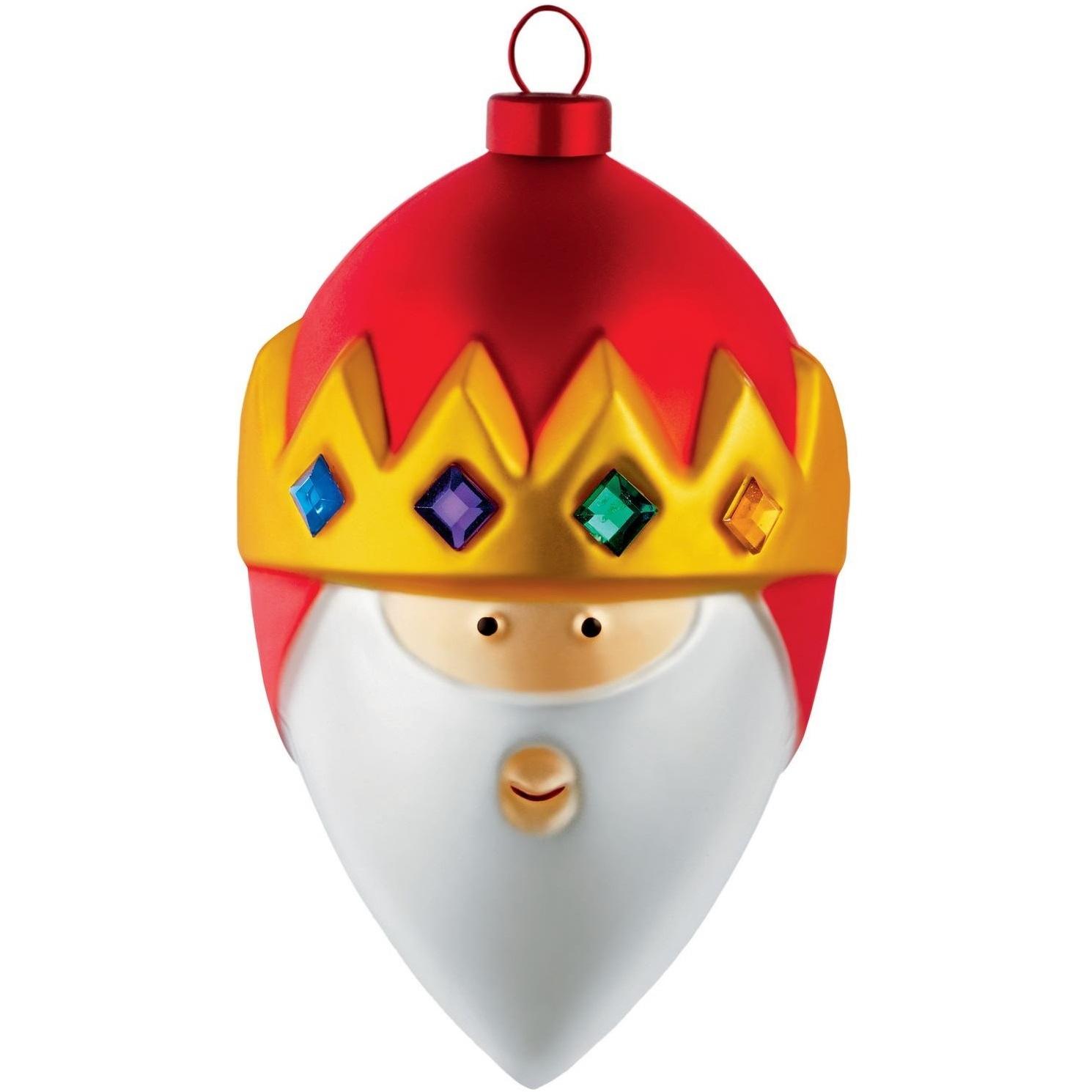 Alessi designové vánoční ozdoby Gaspare