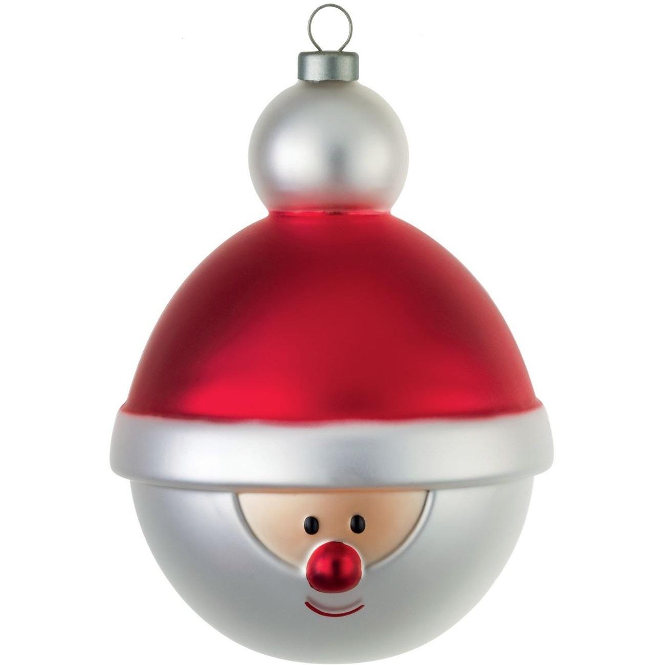 Alessi designové vánoční ozdoby Babbonatale