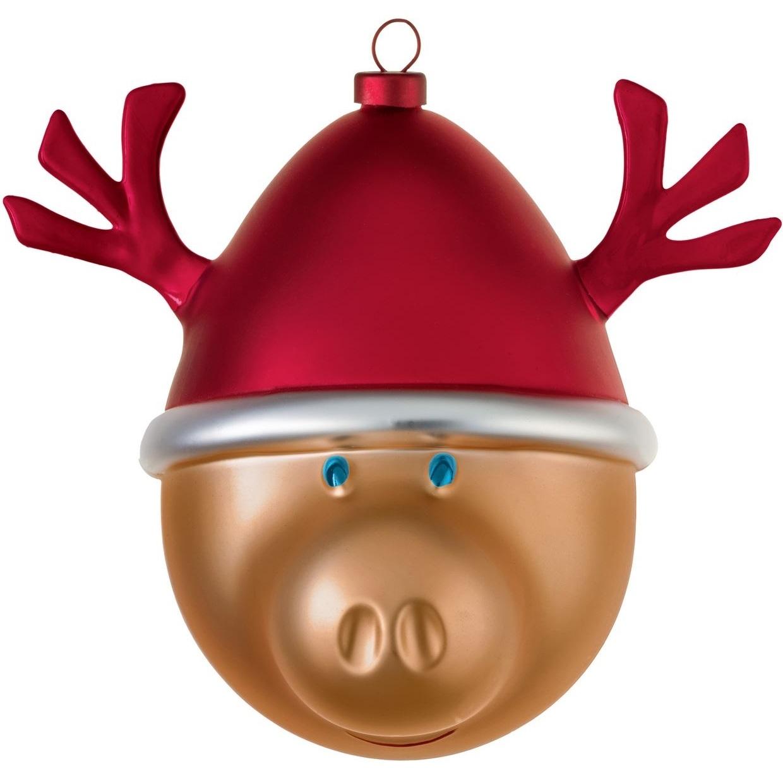 Alessi designové vánoční ozdoby Babbarenna