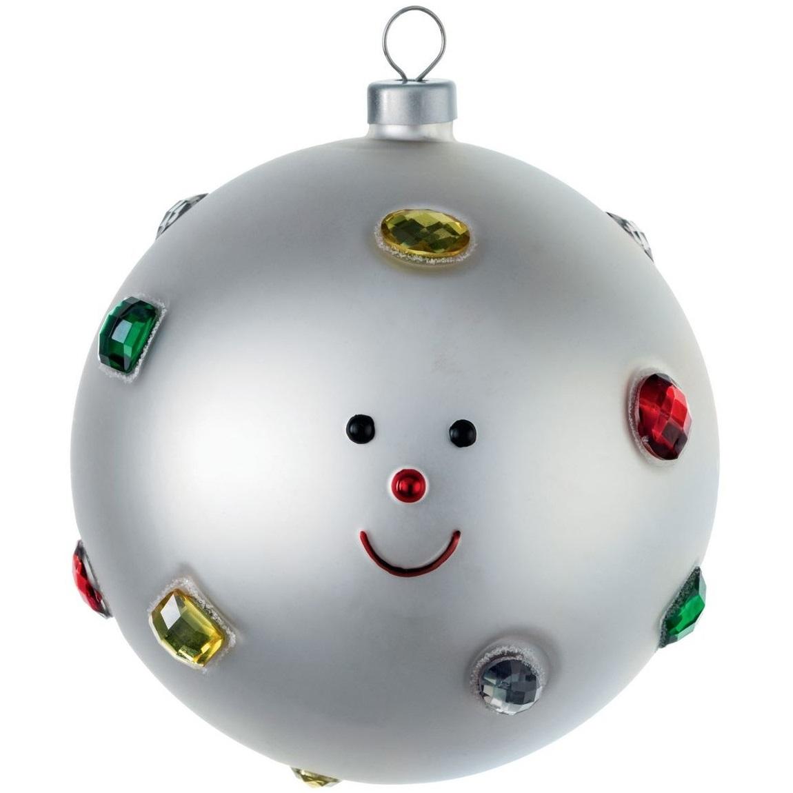 Alessi designové vánoční ozdoby Fioccodineve